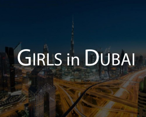 Escort girl Dubai