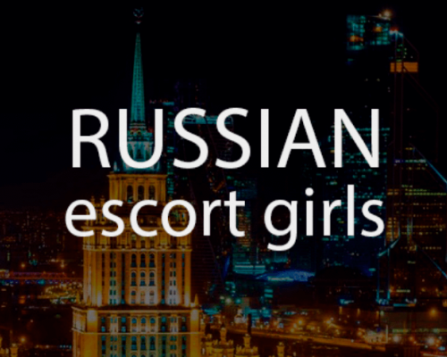 Russian escort girls are incredibly sexy.