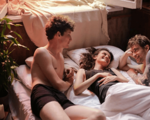 Threesomes. 5 questions to discuss before you start practicing